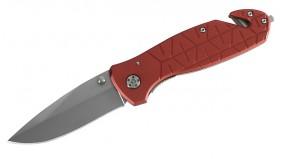 Herbertz Rettungsmesser, AISI 420, Leichtmetall, Clip