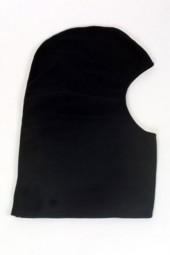 Basic Nature Micro-Fleece Balaclava, schwarz
