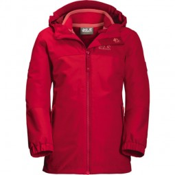 Jack Wolfskin Iceland 3in1 Jacket Girls