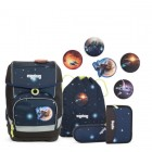ergobag Cubo-Set (5-tlg.) Galaxy Edition