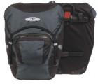 Norco Newport Hinterradtasche grau/schwarz