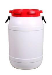 Relags Weithalstonnen, rund, 68,5 Liter