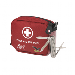 Salewa First Aid Kit Tool red