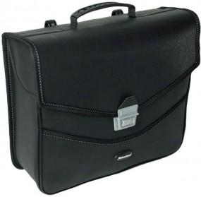 Haberland Einzeltasche Johann EH2700 16 Liter Einhängehaken schwarz