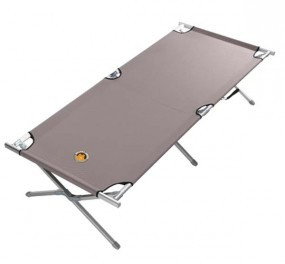 Grand Canyon Aluminium Camping Bed M grau