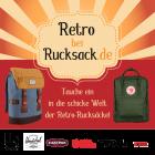 Voll im Trend - Der Retro-Rucksack!