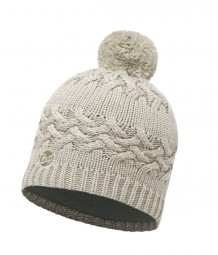 Buff Lifestyle Knitted & Polar Fleece Hat Savva