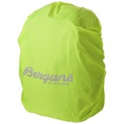 Bergans Raincover S, neonyellow