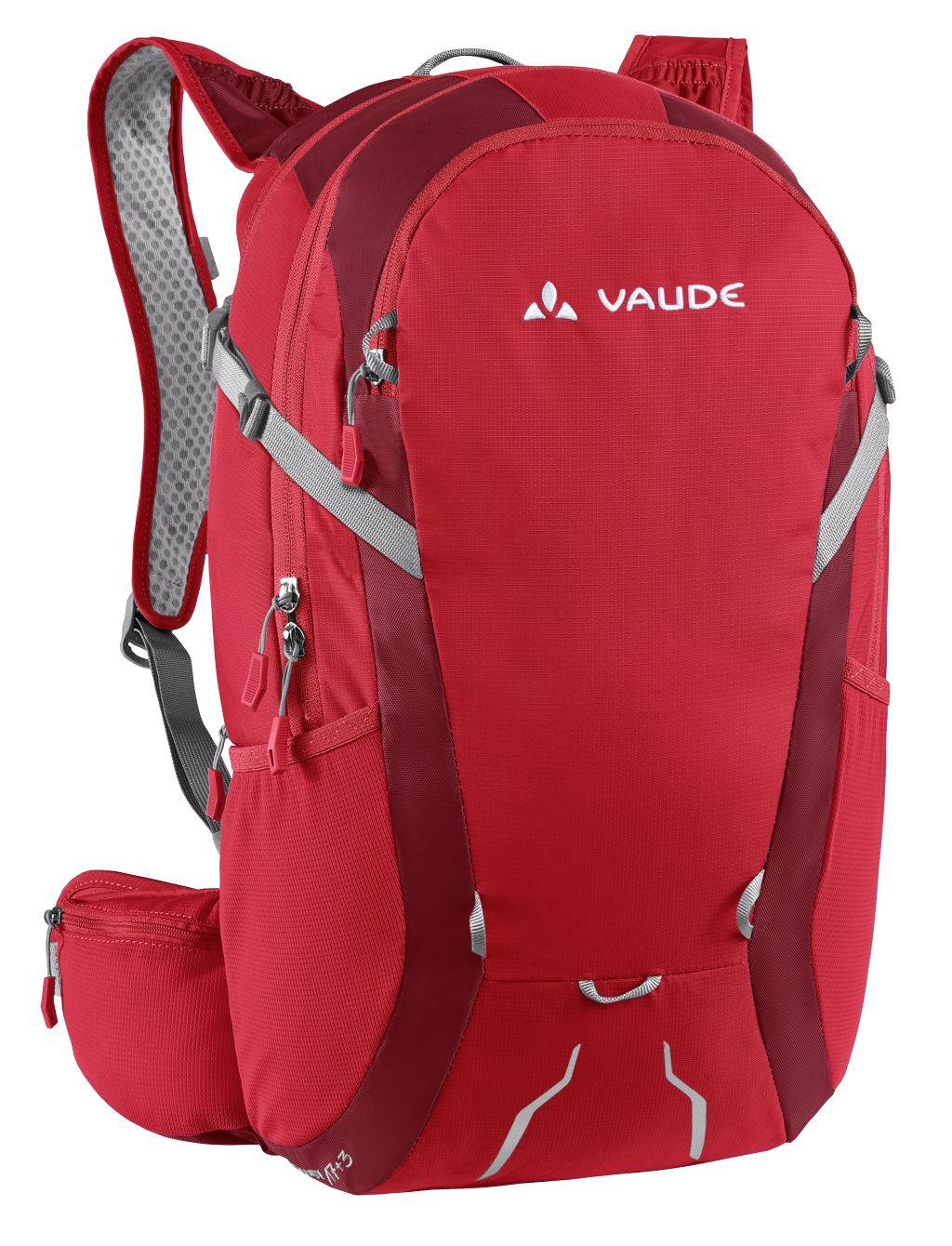 Vaude Roomy 17+3 red/salsa 117072060