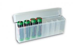 Relags Akku Box f�r 8 Akkus/Batterien