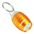 Munkees 6-LED Lampe Tonnenform