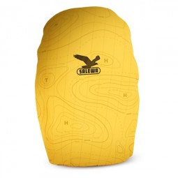 Salewa Raincover isobar yellow