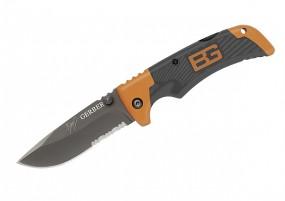 Gerber Bear Grylls Einhandmesser mit Clip