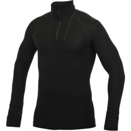 Woolpower Rundhalshemd ( Zip Turtleneck ) Lite