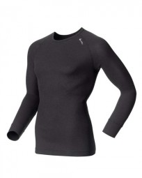 Odlo Men Shirt L/s Crew Neck Cubic