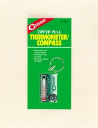 Coghlans Zipper Thermo/Kompass
