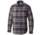 Columbia Flare Gun Flannel III Long Sleeve Shirt Mens
