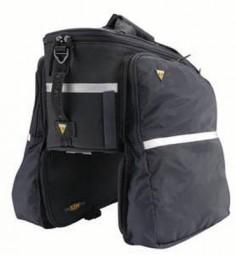 Topeak MTX Trunk Bag Tour EX (Gep�cktr�ger-Tasche mit Seitentaschen)
