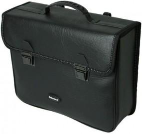 Haberland Einzeltasche Hermann EH0283 16 Liter Einhängehaken schwarz