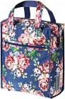 Basil Blossom Roses Einkaufstasche