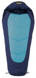 Salewa Babydream Sleepingbag blue/light blue REGUL