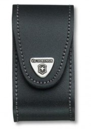 Victorinox G�rteletui Leder schwarz