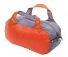 Exped StowAway Duffle 20, orange-granite grey