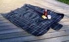 Relags Picknickdecke Tartan 145 x 125 cm