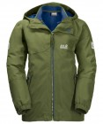 Jack Wolfskin Iceland 3 in 1 Jacket Boys