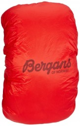 Bergans Raincover M, red