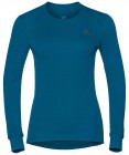 Odlo Women Shirt L/s Crew Neck Warm