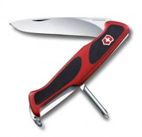 Victorinox RangerGrip 53 rot/schwarz