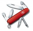 Victorinox Offiziersmesser Tinker small rot