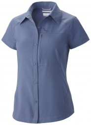 Columbia Silver Ridge Short Sleeve Shirt Women
