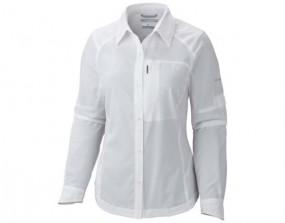 Columbia Silver Ridge Long Sleeve Shirt Women
