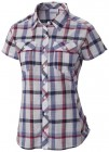Columbia Camp Henry Short Sleeve Shirt Womens