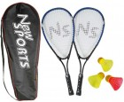 New Sports Speedbadminton Set in Tasche