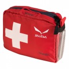 Salewa First Aid Kit Travel dark red