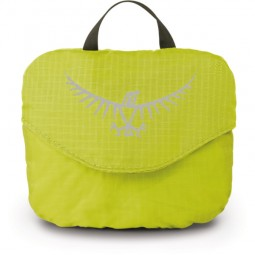 Osprey Ultralight High Vis Raincover XS electric lime