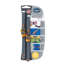 Sea to Summit Accessory Strap 10 mm - Hook Release 1 m