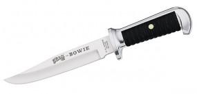 Herbertz Bowie-Messer schwarz 15 cm