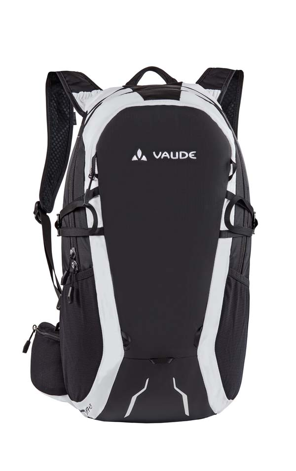 Vaude Roomy 17+3 black/cottage grey 117070850