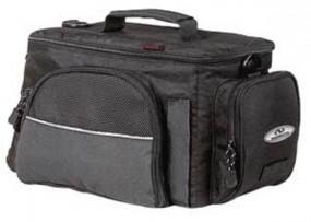 Norco Orlando Gep�cktr�gertasche schwarz/grau