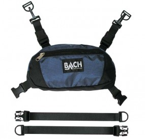 Bach Multi Pouch (2 l) black/steel