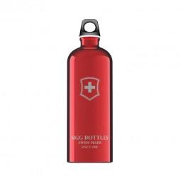 Sigg Trinkflasche 0,6 Liter Swiss Emblem