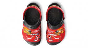 Crocs McQueen Drag Racing CustomClog