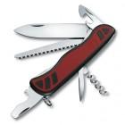 Victorinox Forester 2C Taschenwerkzeug rot/schwarz