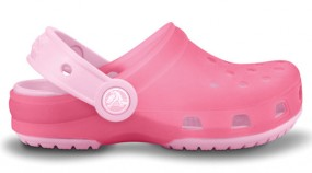 Crocs Translucent Clog Kids