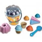 Adriatic Eimergarnitur Eiscreme / Cupcakes 12-teilig