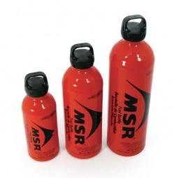 MSR Brennstoffflasche 590 ml rot